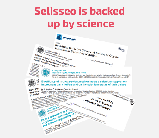 Selisseo is backed up by science