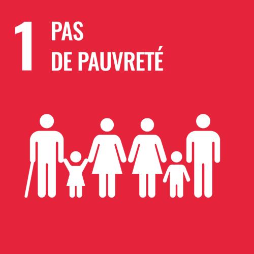 1 - Pas de pauvreté
