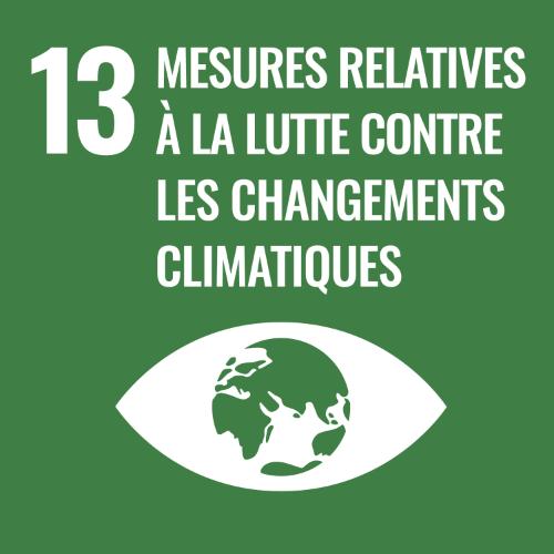13 - Mesures relatives à la lutte contre les changements climatiques