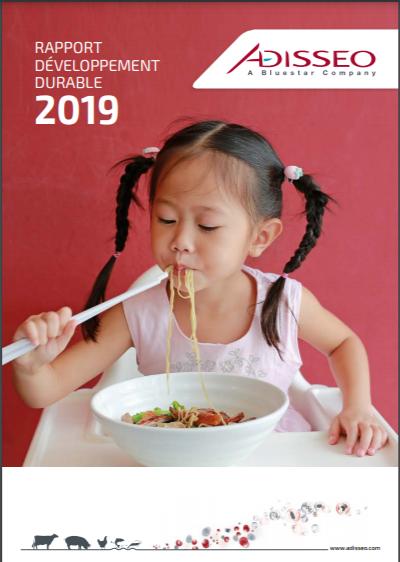 Rapport Développement Durable 2019
