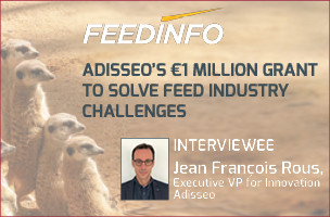 Adisseo's €1 Million Grant Aims at Feed's Most Intractable Problems—INDUSTRY PERSPECTIVES